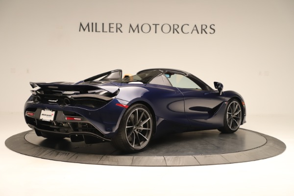 New 2020 McLaren 720S Spider Convertible for sale $372,250 at Alfa Romeo of Westport in Westport CT 06880 4