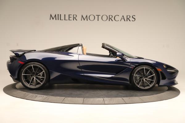 New 2020 McLaren 720S Spider Convertible for sale $372,250 at Alfa Romeo of Westport in Westport CT 06880 5