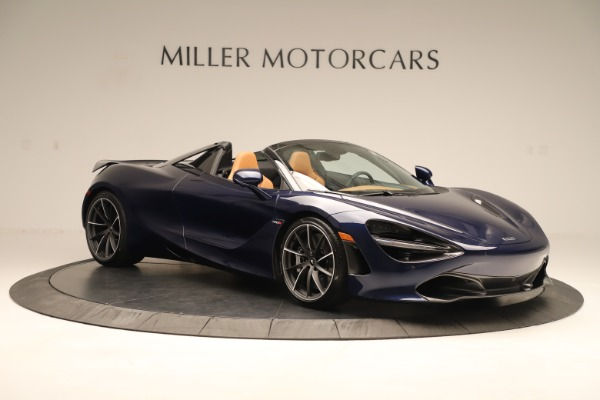 New 2020 McLaren 720S Spider Convertible for sale $372,250 at Alfa Romeo of Westport in Westport CT 06880 6