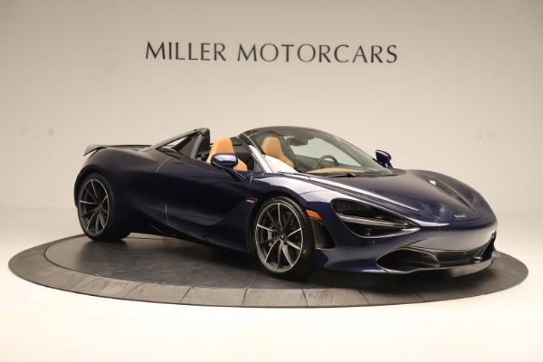 New 2020 McLaren 720S Spider for sale $372,250 at Alfa Romeo of Westport in Westport CT 06880 6