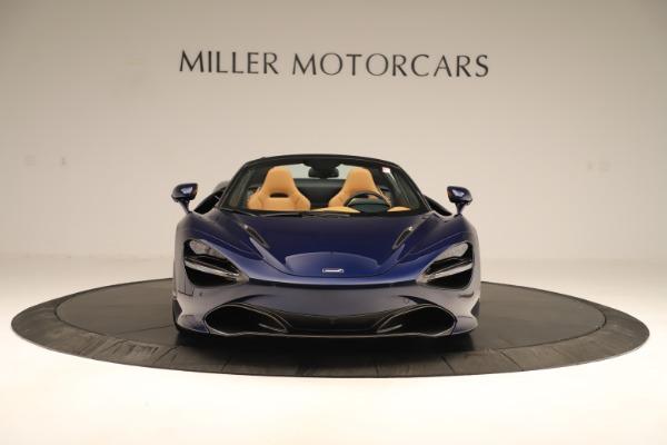 New 2020 McLaren 720S Spider Convertible for sale $372,250 at Alfa Romeo of Westport in Westport CT 06880 7