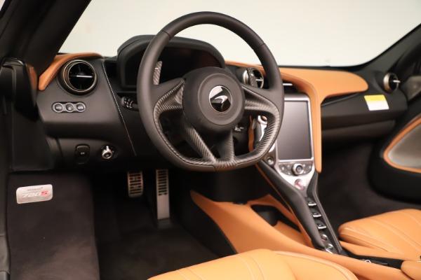 New 2020 McLaren 720S Spider for sale $372,250 at Alfa Romeo of Westport in Westport CT 06880 8