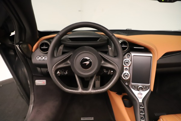 New 2020 McLaren 720S Spider for sale $372,250 at Alfa Romeo of Westport in Westport CT 06880 9