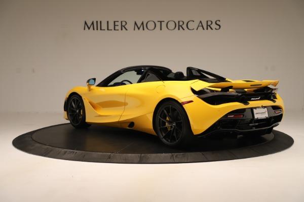 New 2020 McLaren 720S SPIDER Convertible for sale Sold at Alfa Romeo of Westport in Westport CT 06880 12