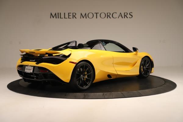 New 2020 McLaren 720S SPIDER Convertible for sale Sold at Alfa Romeo of Westport in Westport CT 06880 14