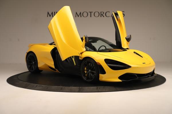 New 2020 McLaren 720S SPIDER Convertible for sale Sold at Alfa Romeo of Westport in Westport CT 06880 22