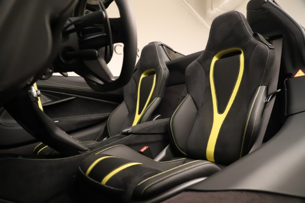 New 2020 McLaren 720S SPIDER Convertible for sale Sold at Alfa Romeo of Westport in Westport CT 06880 28