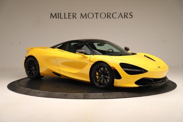 New 2020 McLaren 720S SPIDER Convertible for sale Sold at Alfa Romeo of Westport in Westport CT 06880 8