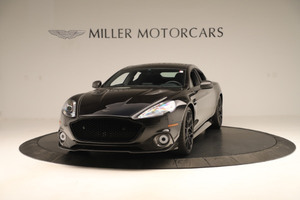New 2019 Aston Martin Rapide V12 AMR for sale Sold at Alfa Romeo of Westport in Westport CT 06880 12