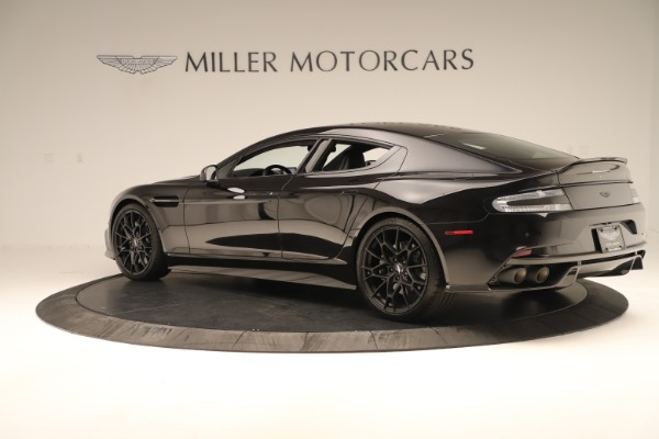 New 2019 Aston Martin Rapide V12 AMR for sale Sold at Alfa Romeo of Westport in Westport CT 06880 3