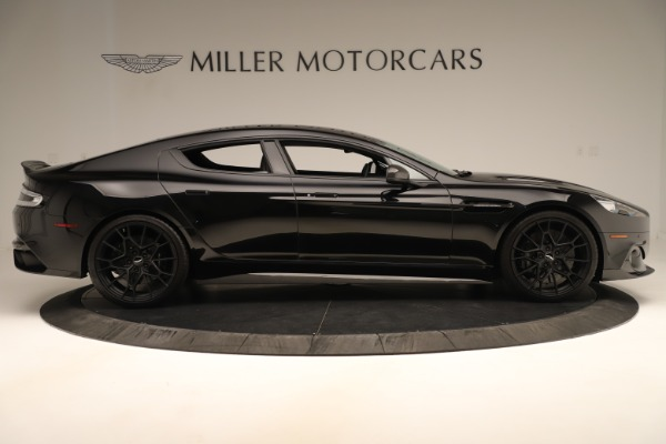New 2019 Aston Martin Rapide V12 AMR for sale Sold at Alfa Romeo of Westport in Westport CT 06880 8