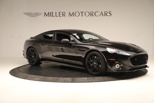 Used 2019 Aston Martin Rapide V12 AMR for sale $199,900 at Alfa Romeo of Westport in Westport CT 06880 9