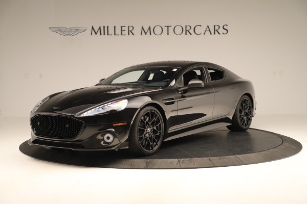 Used 2019 Aston Martin Rapide V12 AMR for sale $199,900 at Alfa Romeo of Westport in Westport CT 06880 1