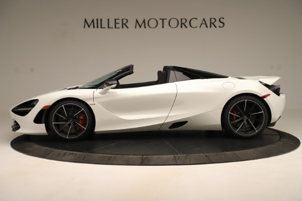 New 2020 McLaren 720S SPIDER Convertible for sale $389,940 at Alfa Romeo of Westport in Westport CT 06880 11