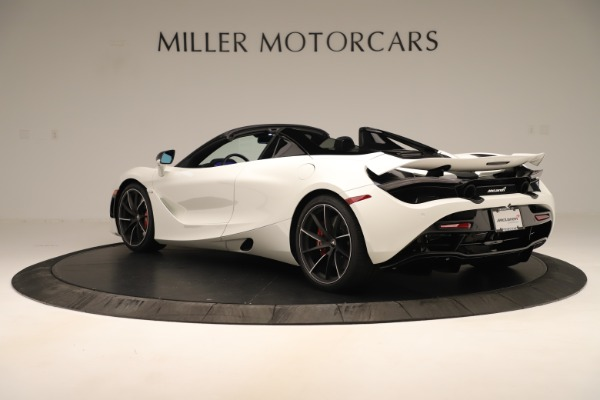 New 2020 McLaren 720S SPIDER Convertible for sale $389,940 at Alfa Romeo of Westport in Westport CT 06880 12