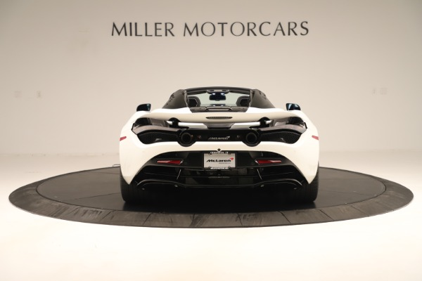 New 2020 McLaren 720S SPIDER Convertible for sale $389,940 at Alfa Romeo of Westport in Westport CT 06880 13