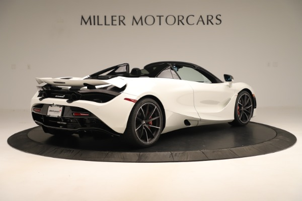 New 2020 McLaren 720S SPIDER Convertible for sale $389,940 at Alfa Romeo of Westport in Westport CT 06880 14