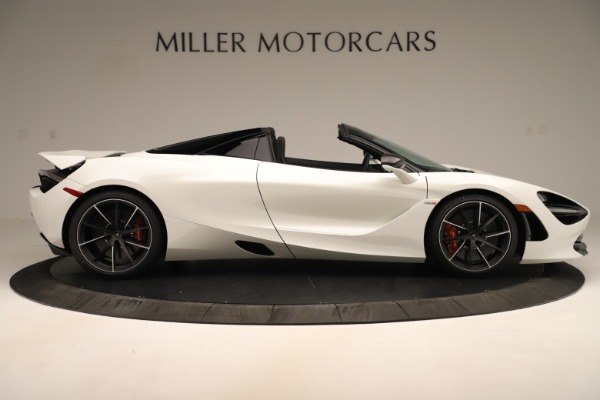 New 2020 McLaren 720S SPIDER Convertible for sale $389,940 at Alfa Romeo of Westport in Westport CT 06880 15