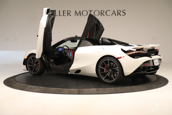 New 2020 McLaren 720S SPIDER Convertible for sale $389,940 at Alfa Romeo of Westport in Westport CT 06880 19