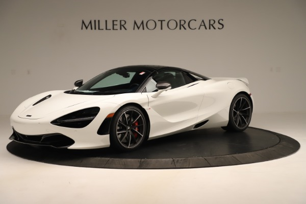 New 2020 McLaren 720S SPIDER Convertible for sale $389,940 at Alfa Romeo of Westport in Westport CT 06880 2