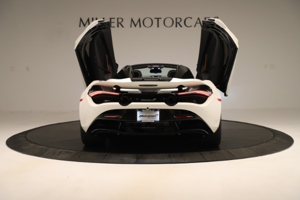New 2020 McLaren 720S SPIDER Convertible for sale $389,940 at Alfa Romeo of Westport in Westport CT 06880 20