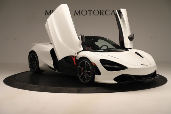 New 2020 McLaren 720S SPIDER Convertible for sale $389,940 at Alfa Romeo of Westport in Westport CT 06880 22