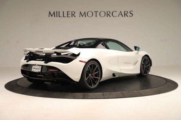 New 2020 McLaren 720S SPIDER Convertible for sale $389,940 at Alfa Romeo of Westport in Westport CT 06880 6