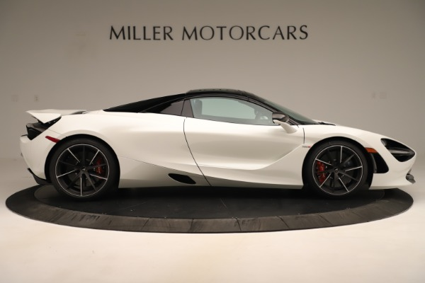 New 2020 McLaren 720S SPIDER Convertible for sale $389,940 at Alfa Romeo of Westport in Westport CT 06880 7