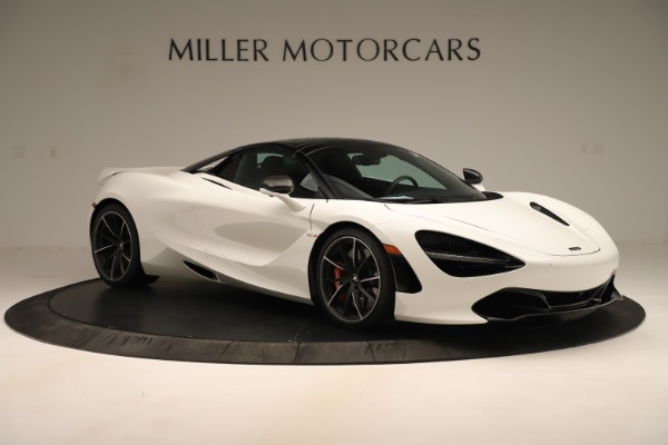 New 2020 McLaren 720S SPIDER Convertible for sale $389,940 at Alfa Romeo of Westport in Westport CT 06880 8