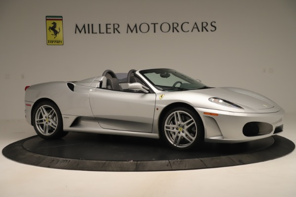 Used 2008 Ferrari F430 Spider for sale $125,900 at Alfa Romeo of Westport in Westport CT 06880 10