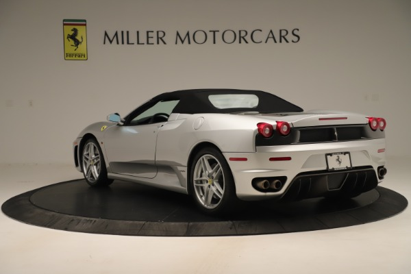 Used 2008 Ferrari F430 Spider for sale $125,900 at Alfa Romeo of Westport in Westport CT 06880 13