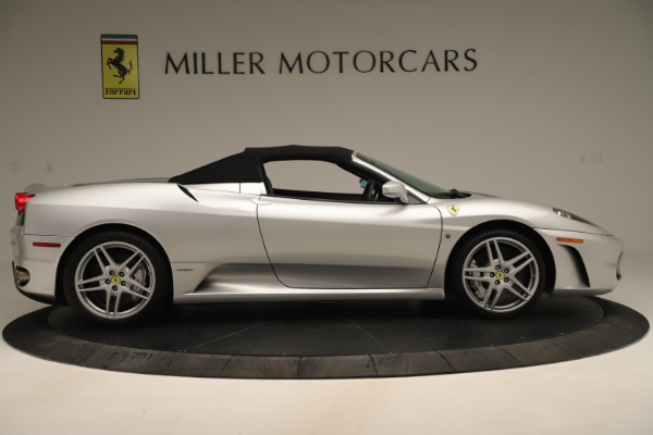 Used 2008 Ferrari F430 Spider for sale $125,900 at Alfa Romeo of Westport in Westport CT 06880 15