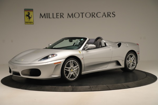 Used 2008 Ferrari F430 Spider for sale $125,900 at Alfa Romeo of Westport in Westport CT 06880 2