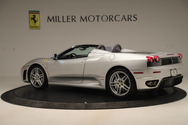 Used 2008 Ferrari F430 Spider for sale $125,900 at Alfa Romeo of Westport in Westport CT 06880 4