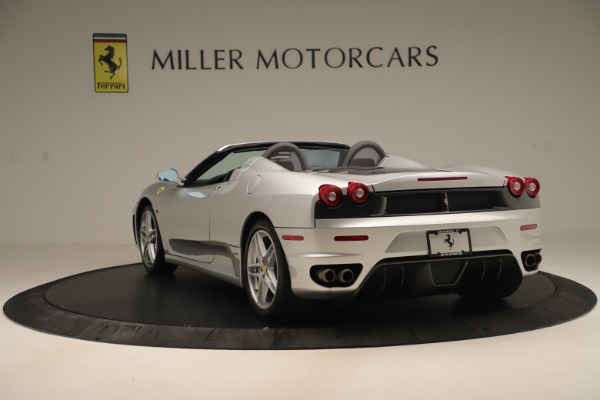 Used 2008 Ferrari F430 Spider for sale $125,900 at Alfa Romeo of Westport in Westport CT 06880 5