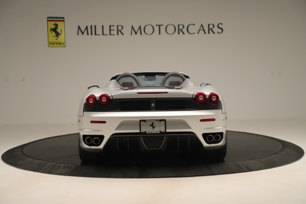 Used 2008 Ferrari F430 Spider for sale $125,900 at Alfa Romeo of Westport in Westport CT 06880 6