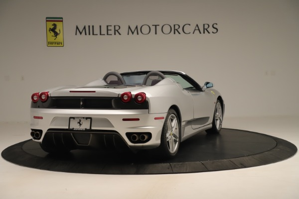 Used 2008 Ferrari F430 Spider for sale $125,900 at Alfa Romeo of Westport in Westport CT 06880 7