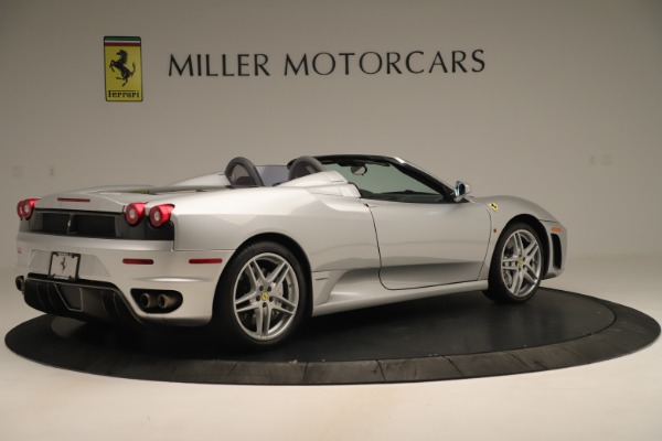 Used 2008 Ferrari F430 Spider for sale $125,900 at Alfa Romeo of Westport in Westport CT 06880 8