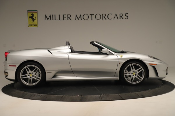 Used 2008 Ferrari F430 Spider for sale $125,900 at Alfa Romeo of Westport in Westport CT 06880 9