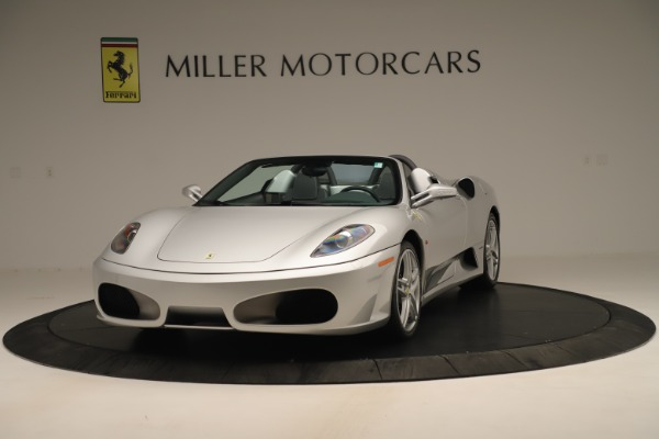 Used 2008 Ferrari F430 Spider for sale $125,900 at Alfa Romeo of Westport in Westport CT 06880 1