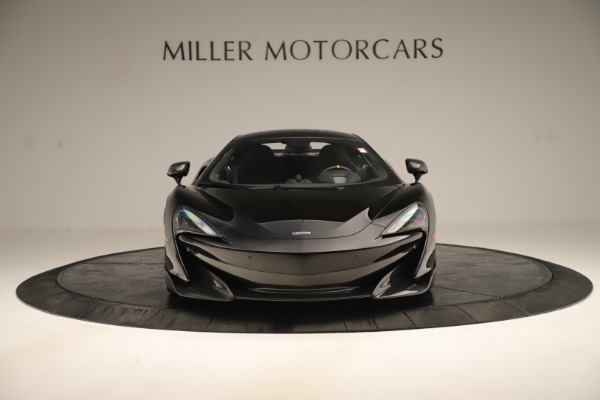 New 2019 McLaren 600LT Coupe for sale $278,790 at Alfa Romeo of Westport in Westport CT 06880 11