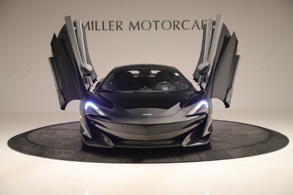 New 2019 McLaren 600LT Coupe for sale $278,790 at Alfa Romeo of Westport in Westport CT 06880 12