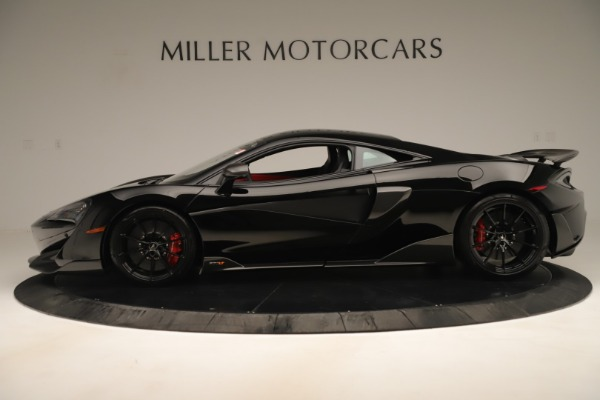 New 2019 McLaren 600LT Coupe for sale $278,790 at Alfa Romeo of Westport in Westport CT 06880 2