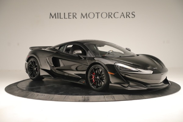 New 2019 McLaren 600LT Coupe for sale $278,790 at Alfa Romeo of Westport in Westport CT 06880 9