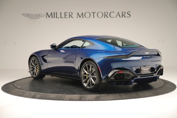 Used 2020 Aston Martin Vantage Coupe for sale Sold at Alfa Romeo of Westport in Westport CT 06880 5