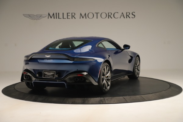 Used 2020 Aston Martin Vantage Coupe for sale Sold at Alfa Romeo of Westport in Westport CT 06880 7