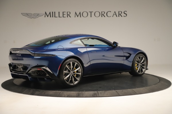 Used 2020 Aston Martin Vantage Coupe for sale Sold at Alfa Romeo of Westport in Westport CT 06880 8