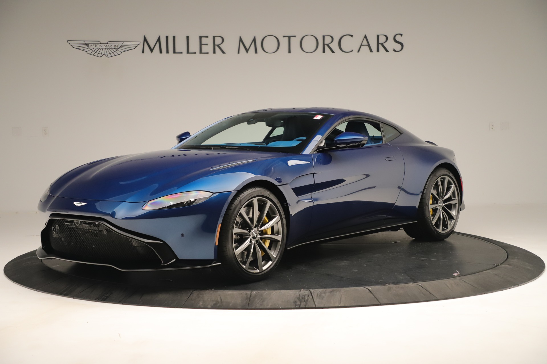 Used 2020 Aston Martin Vantage Coupe for sale Sold at Alfa Romeo of Westport in Westport CT 06880 1