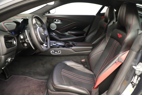 New 2020 Aston Martin Vantage Coupe for sale Sold at Alfa Romeo of Westport in Westport CT 06880 13