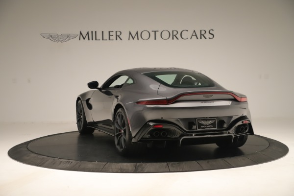 New 2020 Aston Martin Vantage Coupe for sale Sold at Alfa Romeo of Westport in Westport CT 06880 4